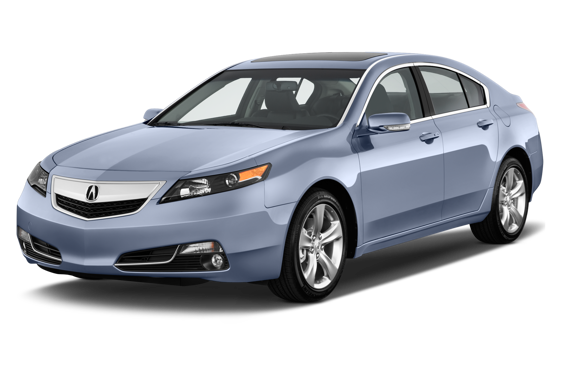 Slide 1 of 14: 2012 Acura TL