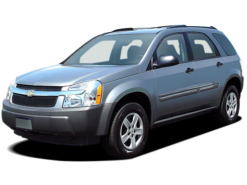 Slide 1 of 14: 2006 Chevrolet Equinox