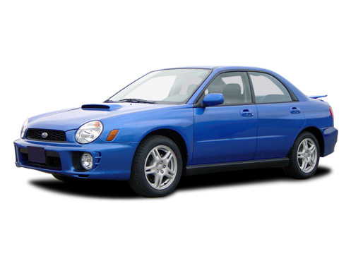 Slide 1 of 14: 2003 Subaru Impreza