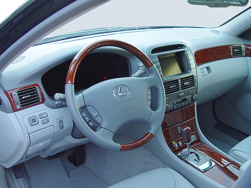 Slide 1 of 11: 2006 Lexus LS