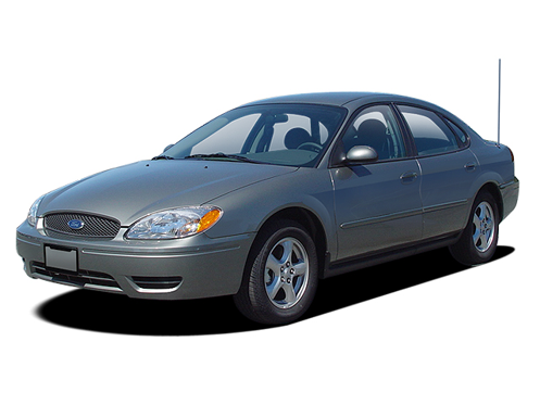 Slide 1 of 14: 2003 Ford Taurus