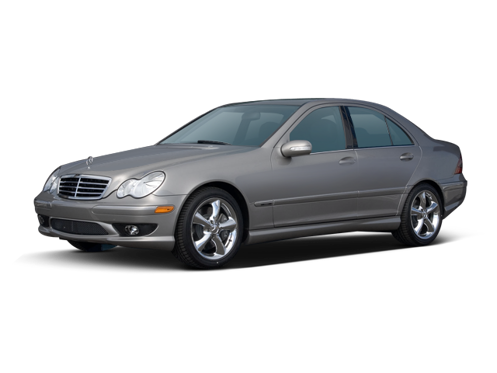 Slide 1 of 14: 2006 Mercedes-Benz C-Class