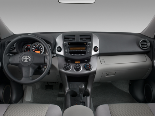Slide 1 of 11: 2008 Toyota RAV4