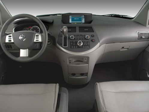 Slide 1 of 11: 2007 Nissan Quest