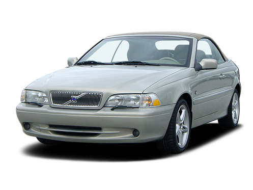 Slide 1 of 14: 2003 Volvo C70
