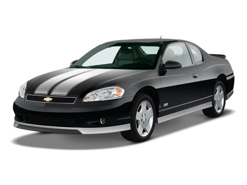 Slide 1 of 14: 2007 Chevrolet Monte Carlo