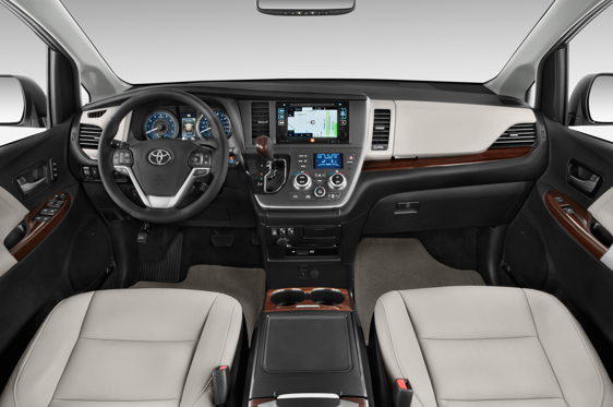 Slide 1 of 11: 2015 Toyota Sienna