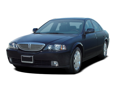 Slide 1 of 14: 2005 Lincoln LS