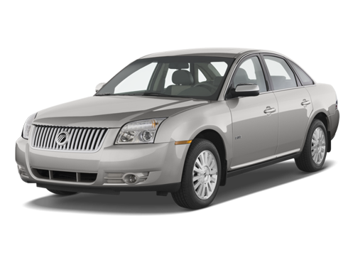 Slide 1 of 14: 2009 Mercury Sable