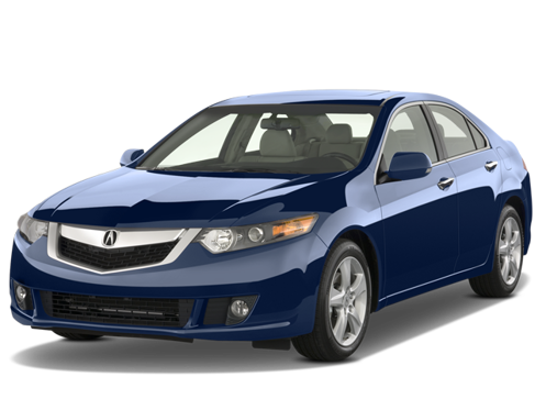 Slide 1 of 14: 2009 Acura TSX
