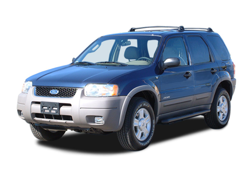 Slide 1 of 14: 2003 Ford Escape