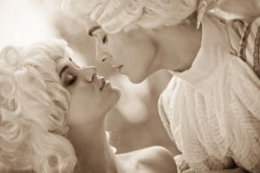 Kissing could kill you in 16th century Italy
