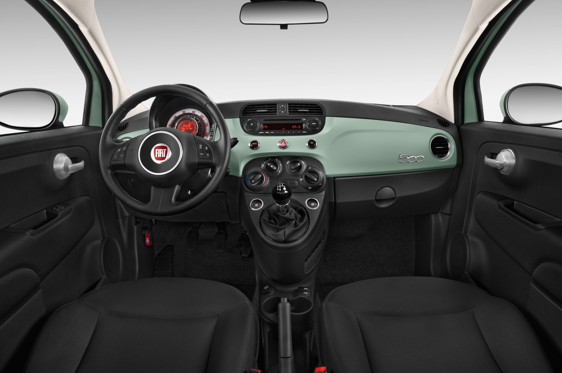 Slide 1 of 11: 2014 Fiat 500 Hatchback