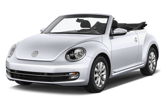 Slide 1 of 14: 2014 Volkswagen The Beetle Convertible