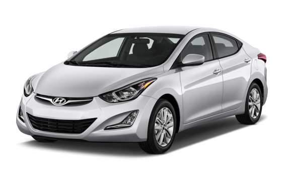 Slide 1 of 14: 2014 Hyundai Elantra Sedan