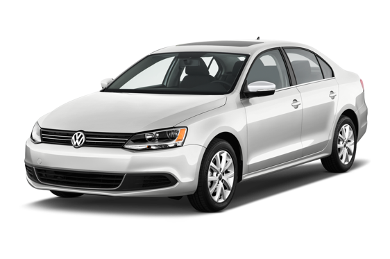 Slide 1 of 14: 2014 Volkswagen Jetta Turbocharged Hybrid