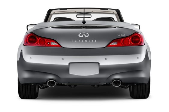 Slide 1 of 25: 2014 Infiniti Q60 Convertible