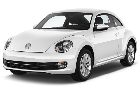 Slide 1 of 14: 2014 Volkswagen The Beetle