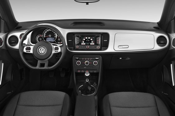 Slide 1 of 11: 2014 Volkswagen The Beetle Convertible