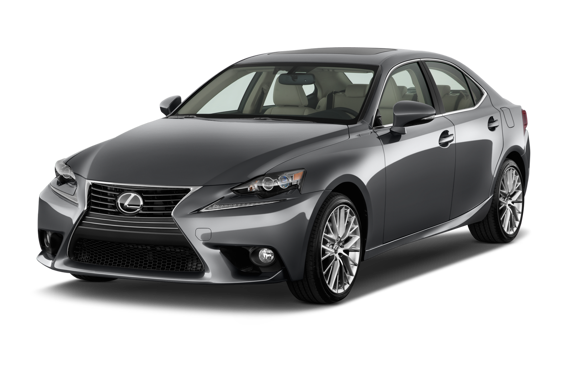 Slide 1 of 14: 2014 Lexus IS 350