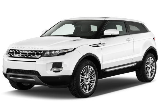 Slide 1 of 14: 2014 Land Rover Range Rover Evoque Coupe