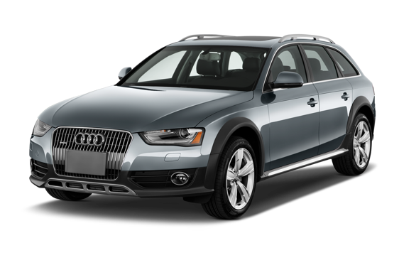 Slide 1 of 14: 2014 Audi A4 allroad