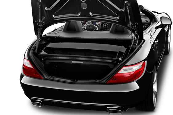 Slide 1 of 25: 2014 Mercedes-Benz SLK-Class