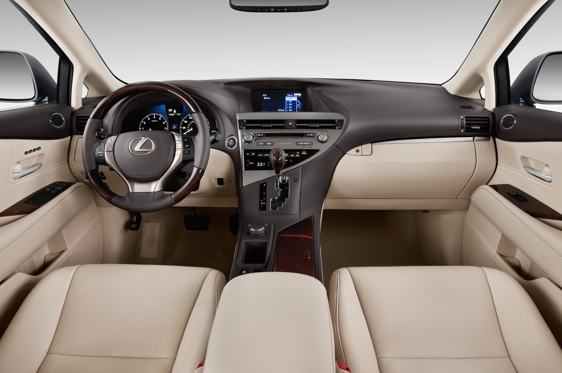 Slide 1 of 11: 2014 Lexus RX 350