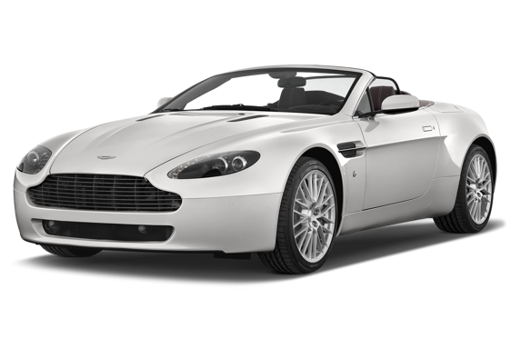 Slide 1 of 14: 2014 Aston Martin V8 Vantage Roadster