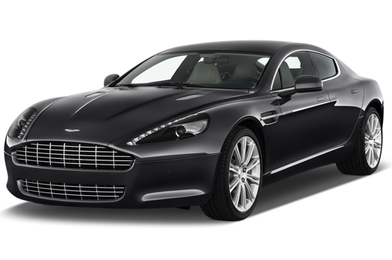 Slide 1 of 14: 2014 Aston Martin Rapide S