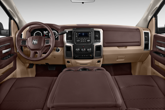 Slide 1 of 11: 2013 Ram 2500 Pickup