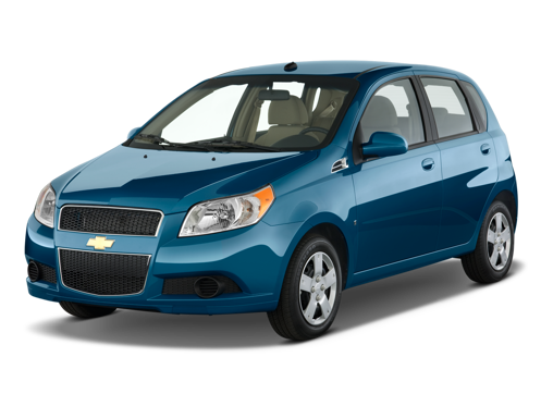 Slide 1 of 14: 2009 Chevrolet Aveo5