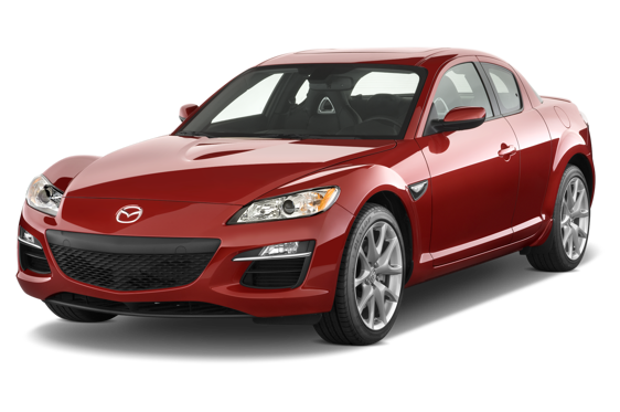 Slide 1 of 14: 2010 Mazda RX-8