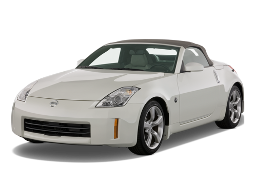 Slide 1 of 14: 2009 Nissan 350Z Roadster