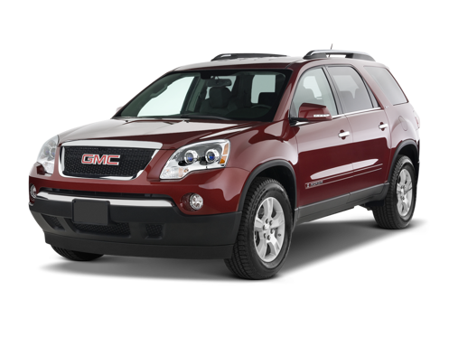 Slide 1 of 14: 2010 GMC Acadia