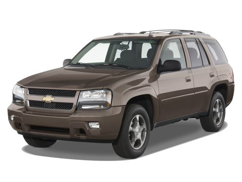 Slide 1 of 14: 2009 Chevrolet TrailBlazer