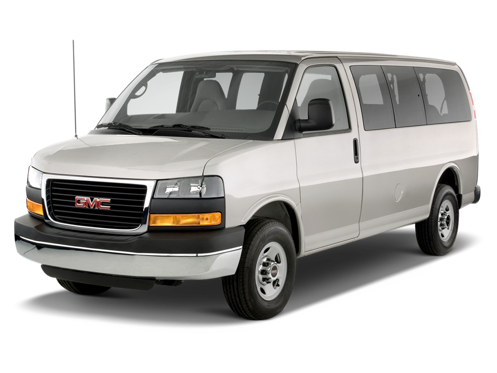 Slide 1 of 14: 2011 GMC Savana