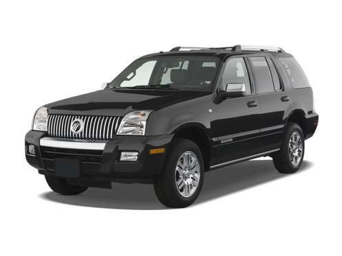Slide 1 of 14: 2010 Mercury Mountaineer