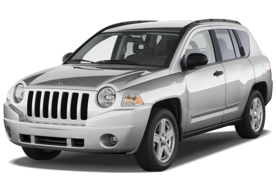 Slide 1 of 14: 2010 Jeep Compass