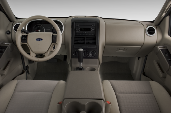 Slide 1 of 11: 2010 Ford Explorer