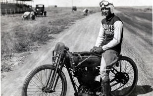 Largest in the World<br>By 1920 Harley-Davidson had become the largest motorcycl...