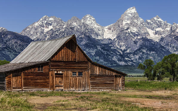 Slide 1 of 11: Grand Teton National Park, Wyoming. Patrick Leitz/Getty Images