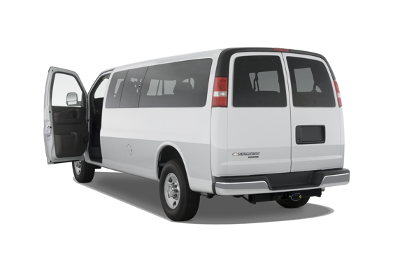Slide 1 of 24: 2015 Chevrolet Express