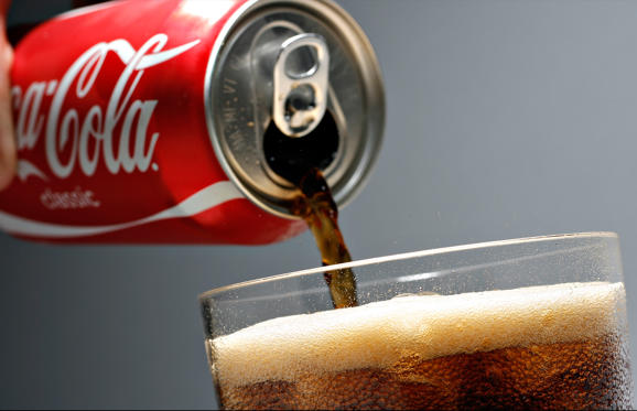 Folie 1 von 16: 15 secret powers you didn't know Coca Cola had