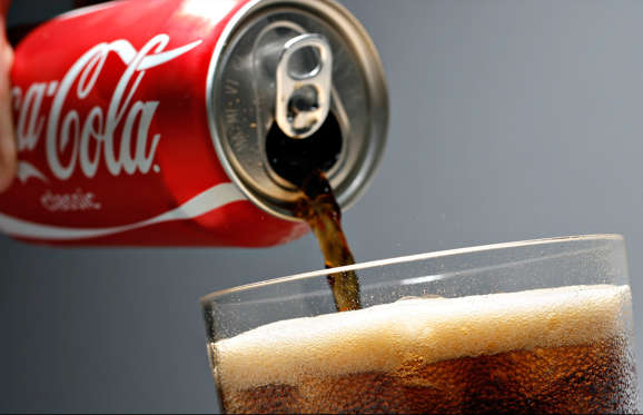 Image result for pouring coca cola