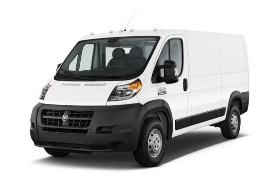 Slide 1 of 14: 2016 Ram ProMaster Window Van