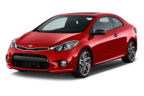 Slide 1 of 14: 2015 Kia Forte Koup
