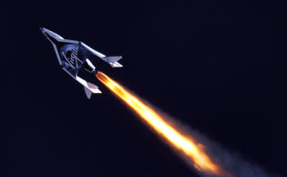Virgin Galactic SpaceShip Two