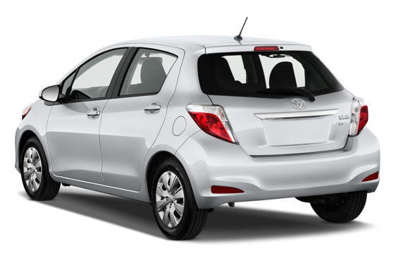 Slide 1 of 25: 2013 Toyota Yaris