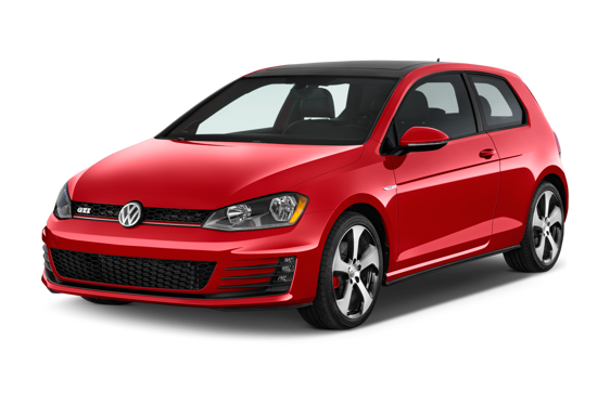 Slide 1 of 14: 2015 Volkswagen GTI